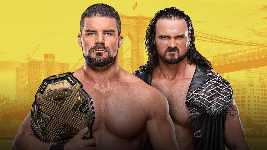 Image result for NXT Championship Drew McIntyre Vs Bobby Roode