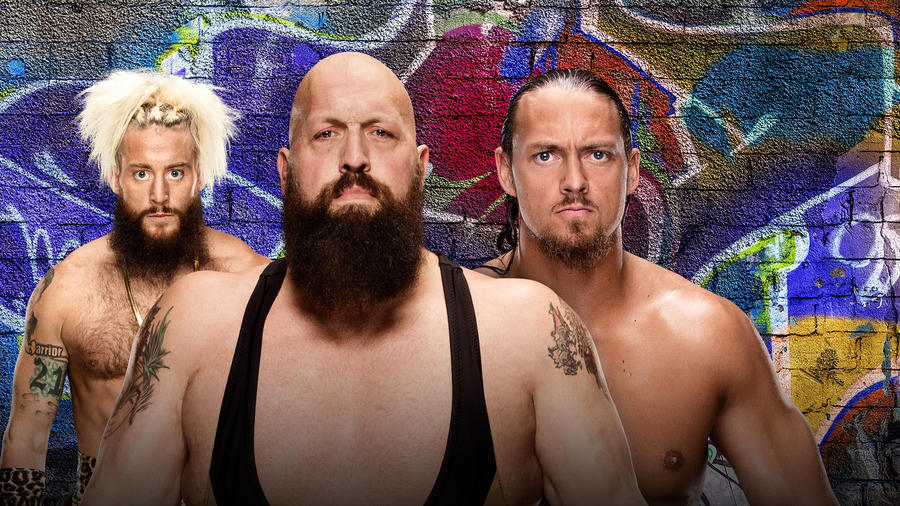 Image result for big show vs. big cass summerslam