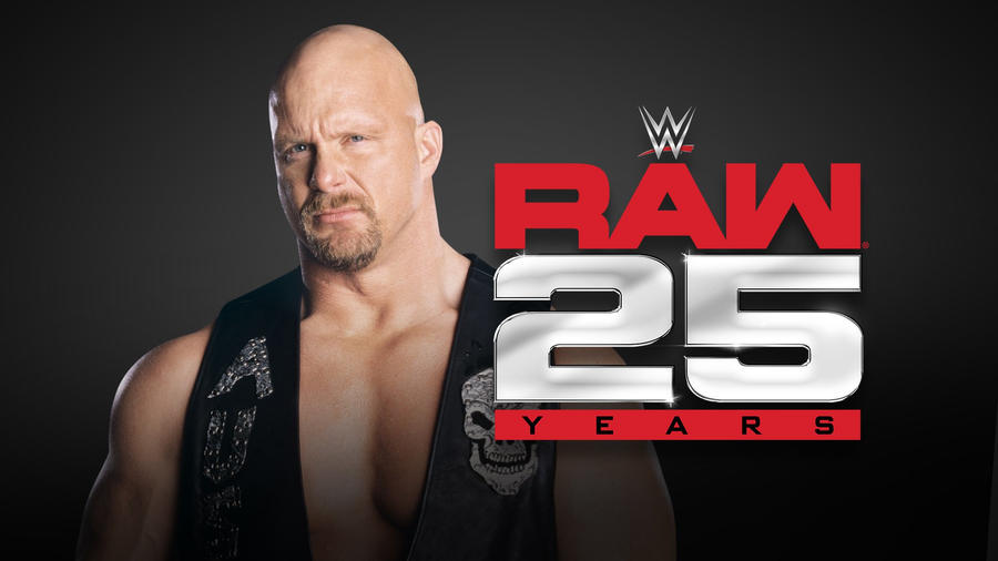 Stone Cold Steve Austin Among The Wwe Legends Returning For Raw 25