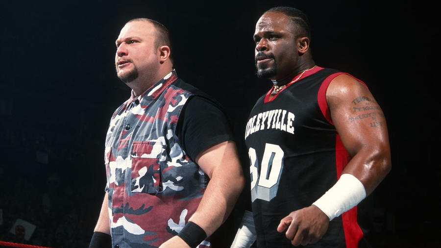 The Dudley Boyz