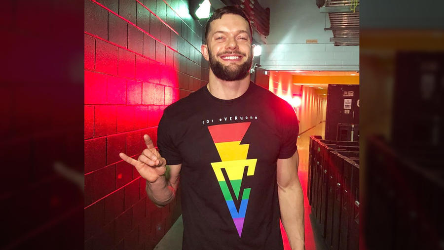 "Finn Bálor reveals inclusive Bálor Club ""For Everyone"" T"
