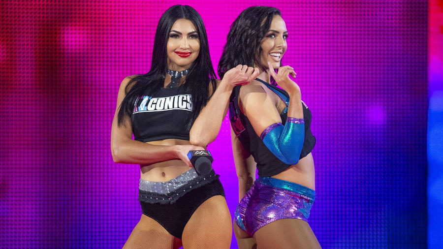The IIconics On Possibly Signing With AEW Or Impact Wrestling