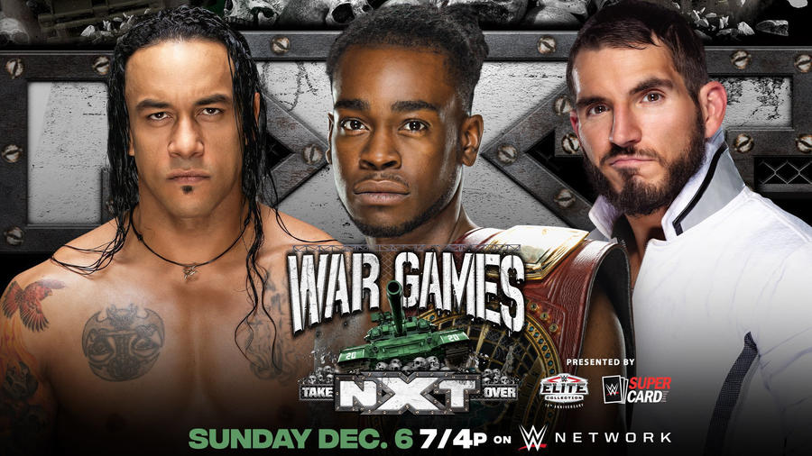 NXT North American Champion Leon Ruff vs. Damian Priest vs. Johnny Gargano (Triple Threat Match) | WWE