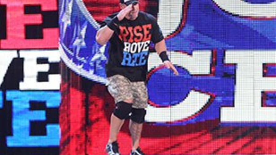 The story behind John Cena's salute | WWE