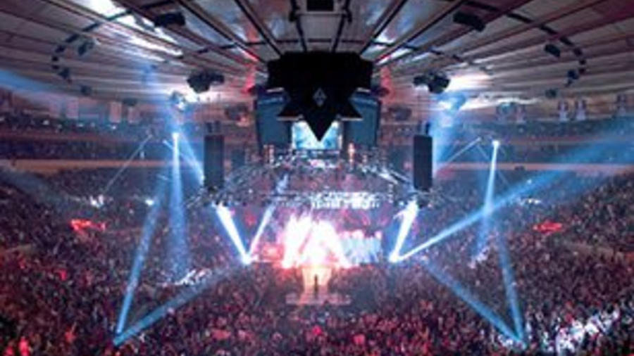 Nice WrestleMania XX Event Venue: Madison Square Garden | WWE