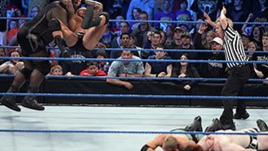 SmackDown Results From Dreamer To Something Meaner