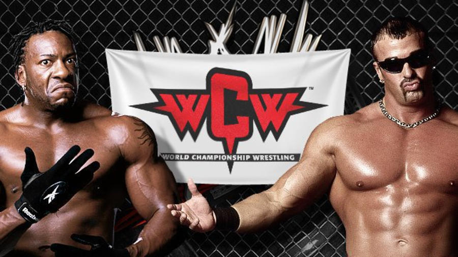 Raw is WCW: The most awkward match ever | WWE