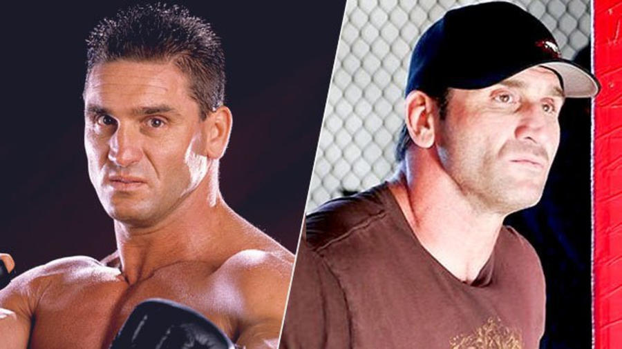 where are they now ken shamrock wwe
