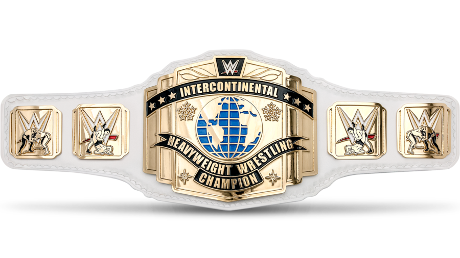Image result for intercontinental championship wwe.com png