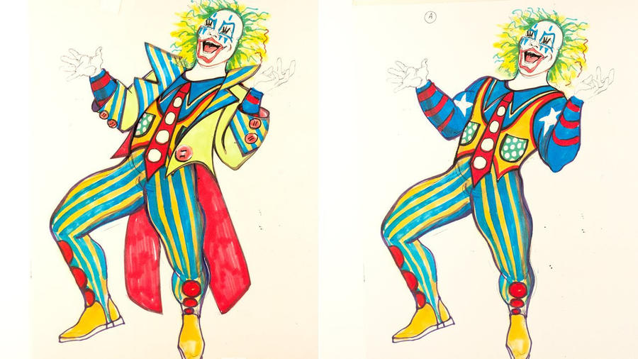 Never Before Seen Superstar Sketches From The Wwe Vault Photos Wwe