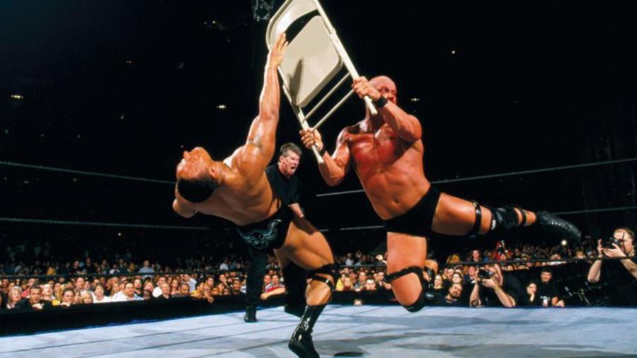 WrestleMania XSeven photos – Wwf Chair