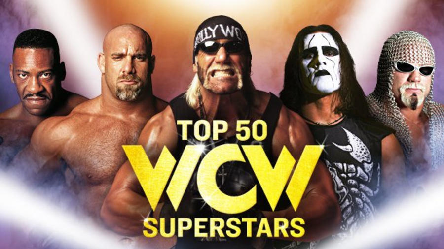 The 50 greatest stars in WCW history | WWE