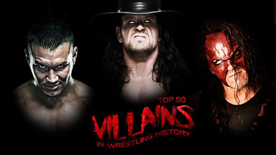 Top 50 Villains In Wrestling History