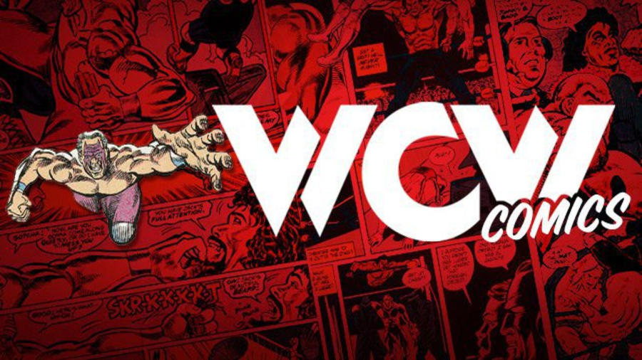 The wildest moments from Marvel's WCW comic | WWE