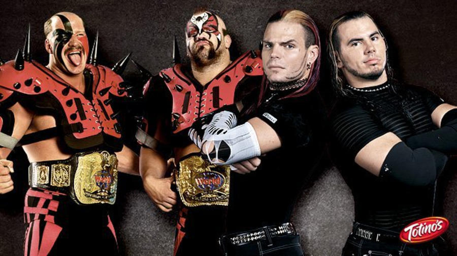 Re-ranking WWE's 50 greatest tag teams | WWE