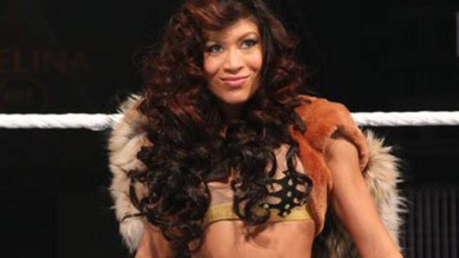 Women's Champion Melina def. Ashley | WWE