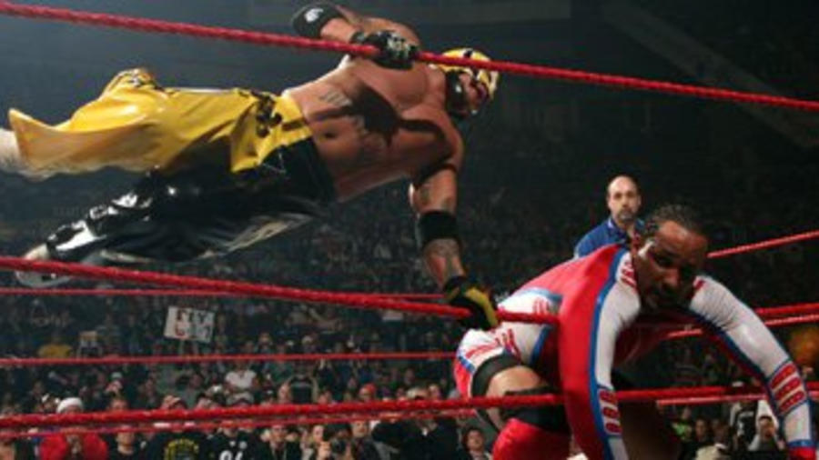 Image result for armageddon 2007 MVP vs Rey Mysterio
