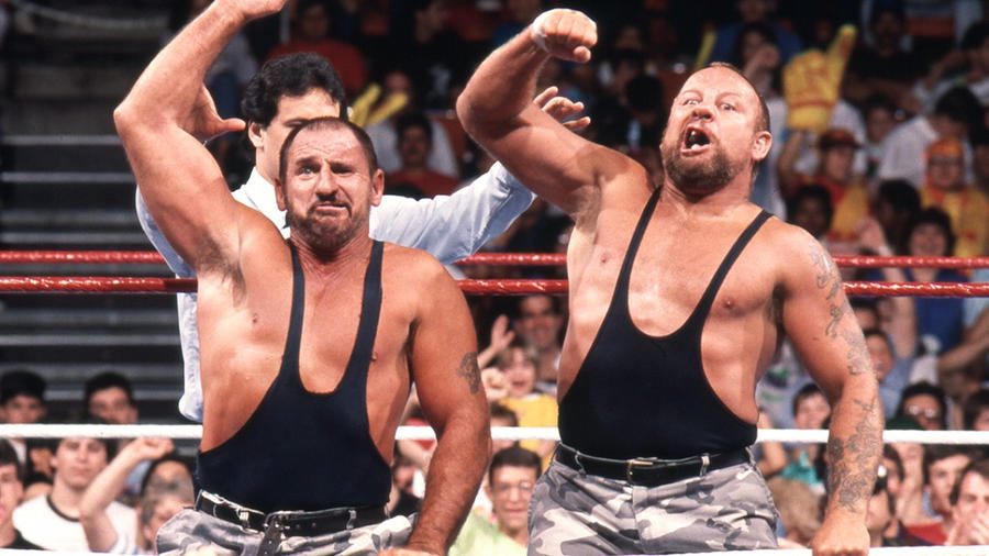 The Bushwhackers | WWE