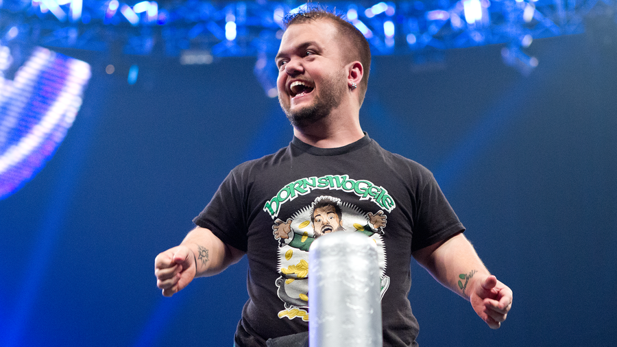 Image result for hornswoggle wwe