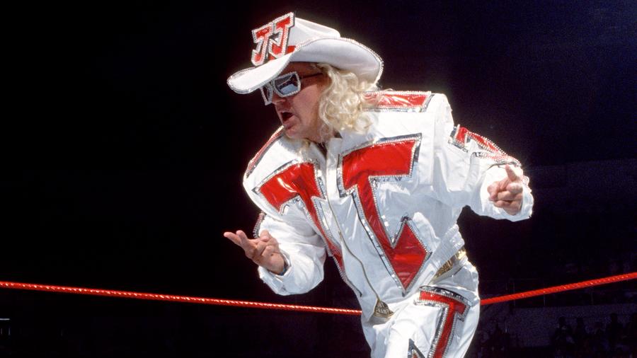 Джефф Джарретт вернулся в TNA