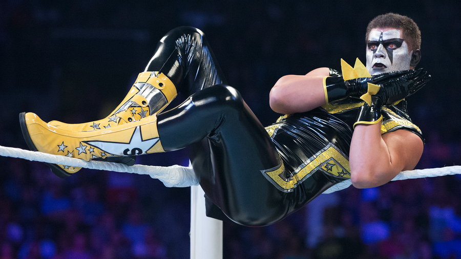 Image result for stardust wwe