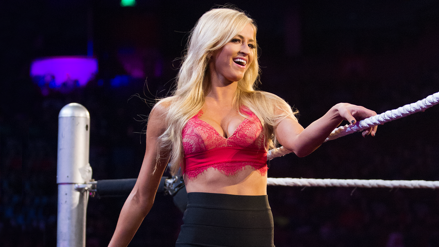 In Pictures: Former WWE Bombshell Summer Rae Returning To Pro-Wrestling 5