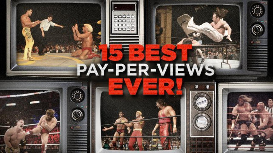 The 15 best pay-per-views ever | WWE