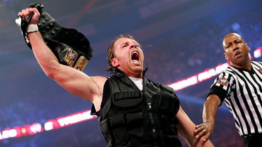 Dean Ambrose def. U.S. Champion Kofi Kingston | WWE