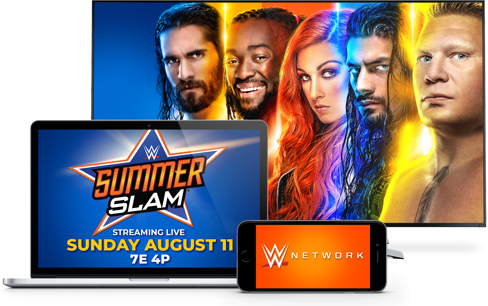 WWE Network Subscription - Free Trial