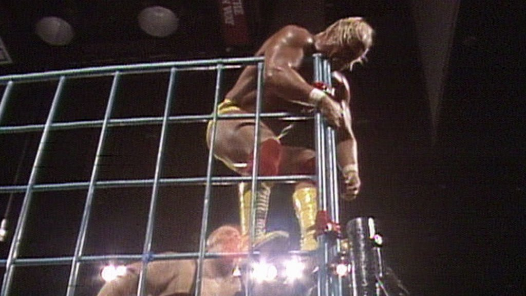 WrestleMania 2 highlights