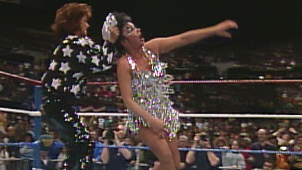 Randy Savage and Miss Elizabeth reunite: WrestleMania 7