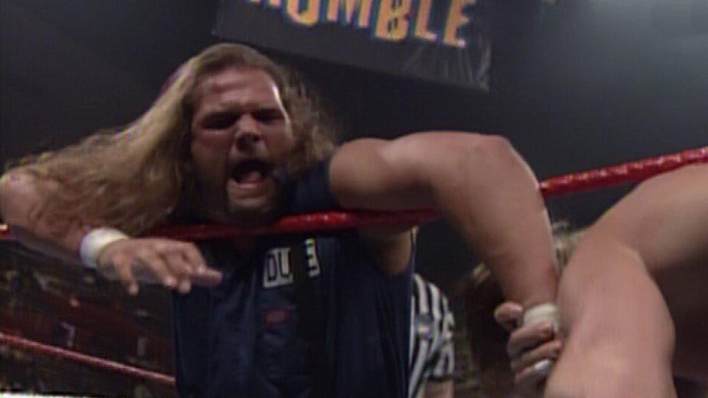 Duke Droese vs. Triple H - WWE Free For All, January 21, 1996