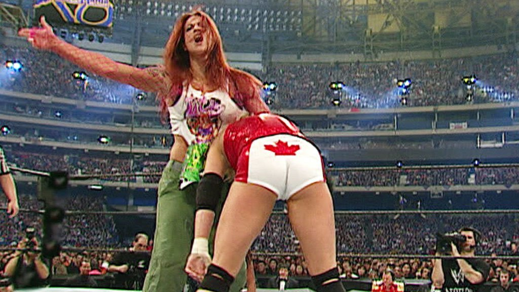 wwe lita vs trish stratus naked
