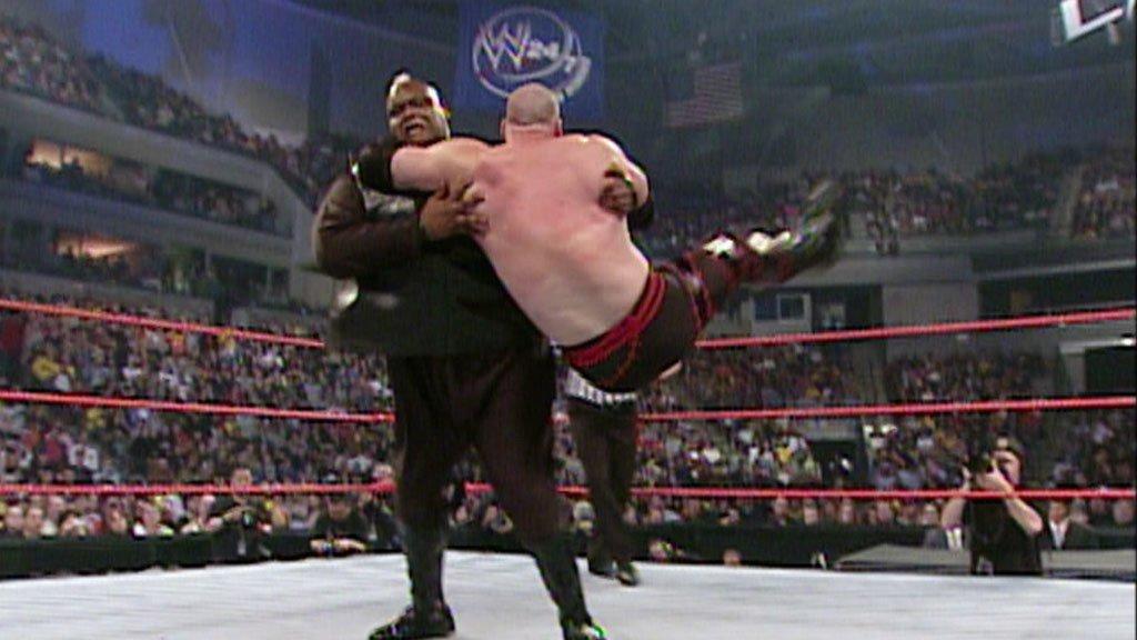 Kane vs Viscera Backlash