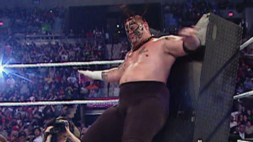 . Umaga: Royal Rumble 2007 - WWE Championship Last Man Standing Match