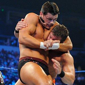 SmackDown: Ted DiBiase vs. Cody Rhodes