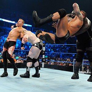 SmackDown: Randy Orton & Christian vs. Sheamus & Mark Henry
