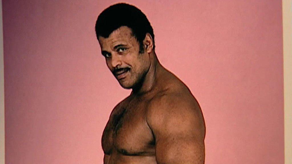 Rocky Johnson Rocky Johnson WWE