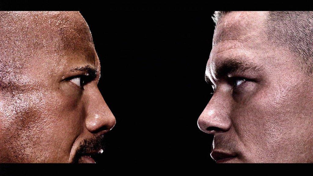 John Cena vs Undertaker