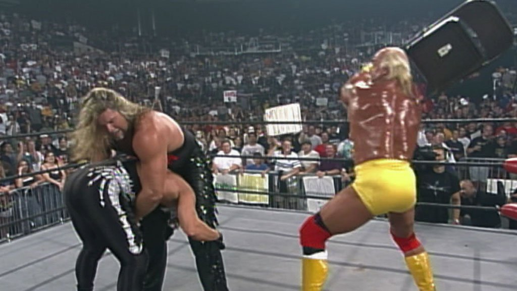 Hulk Hogan August 9 1999