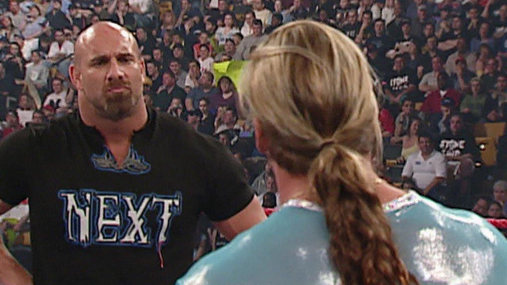 Highlight Reel with Goldberg: Raw, April 28, 2003