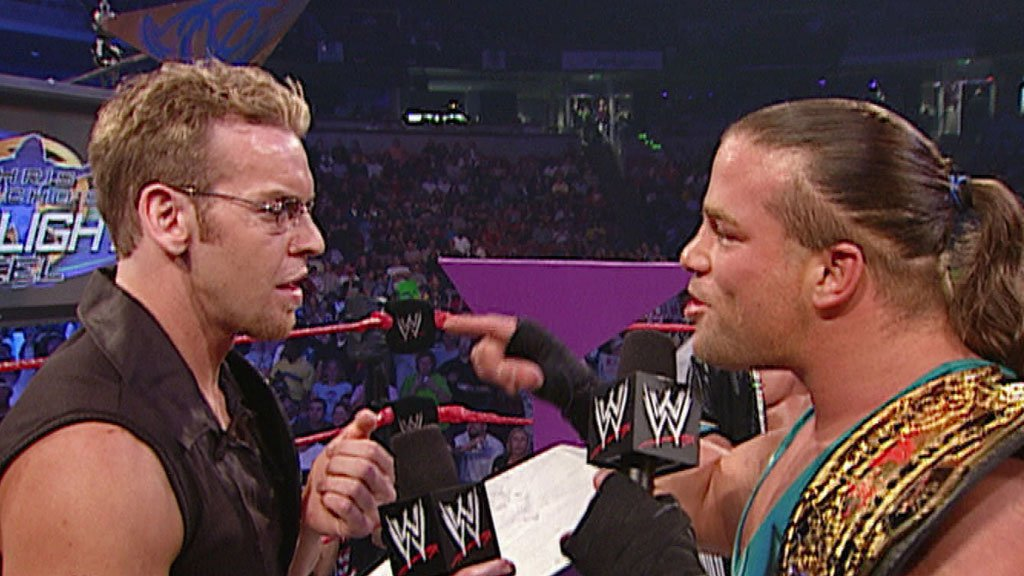 Christian on the Highlight Reel: Raw, May 19, 2003