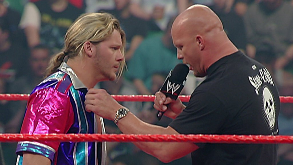 """""""The Highlight Reel"""" with Chris Jericho: Insurrextion 2003 - June 7, 2003"""