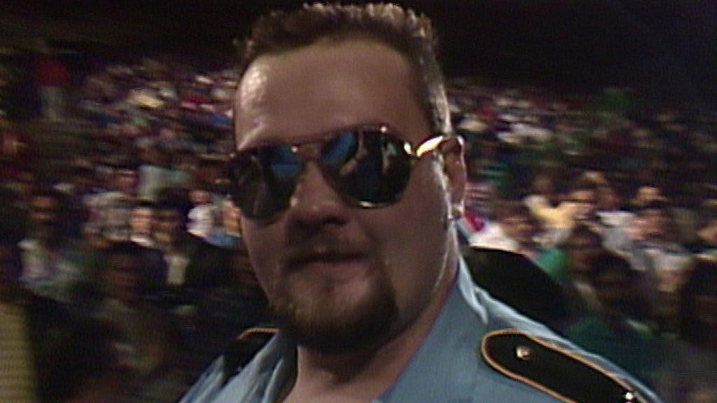 Big Boss Man vs. Louie Spicolli: WWE Superstars, June 18, 1988