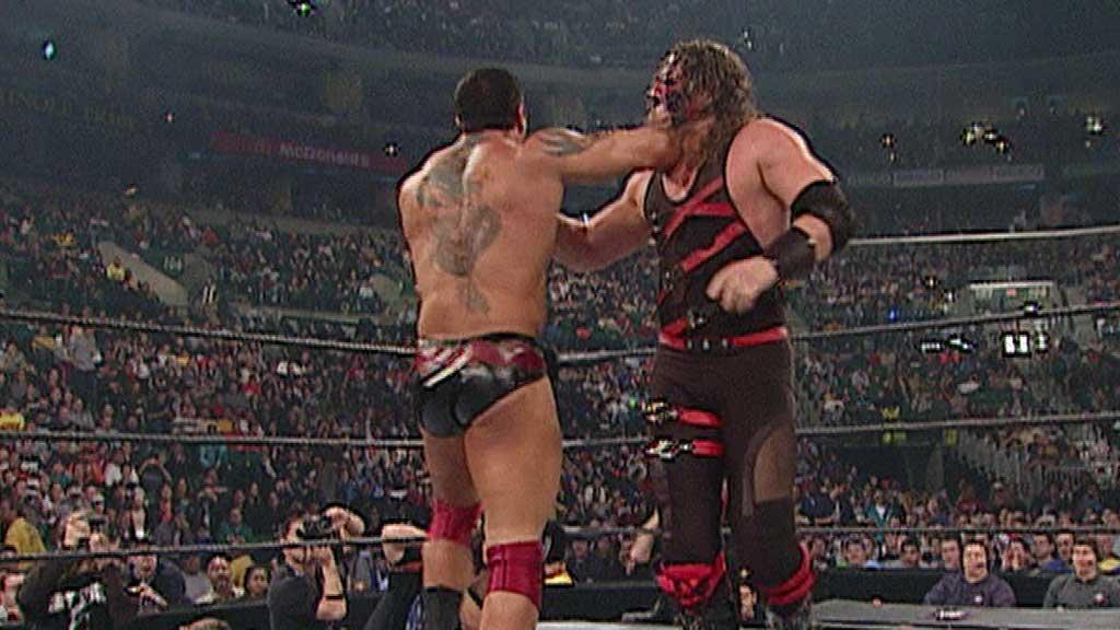 Kane vs. Batista: Armageddon 2002 (Full-Length Match)