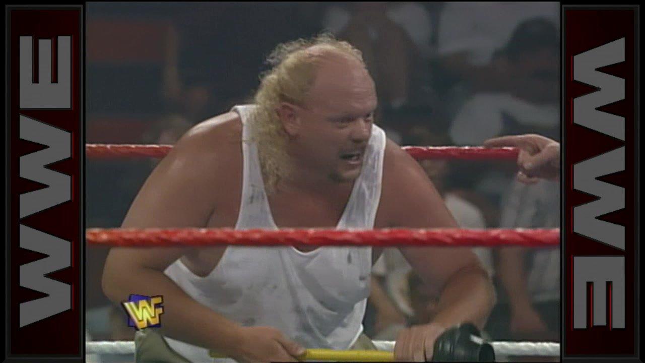TL Hopper vs. Duke Droese: Superstars, July 13, 1996