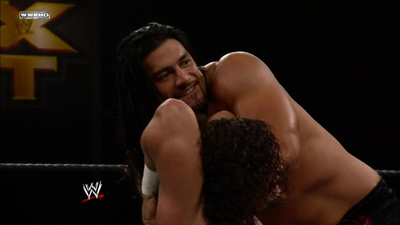 CJ Parker vs. Roman Reigns: WWE NXT, Oct. 31, 2012