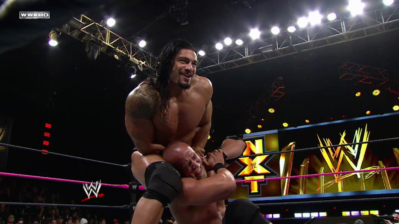 Chase Donovan vs. Roman Reigns: WWE NXT, Nov. 14, 2012