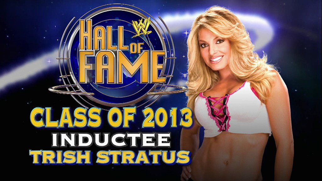 Divas celebrate Trish Stratus' Hall