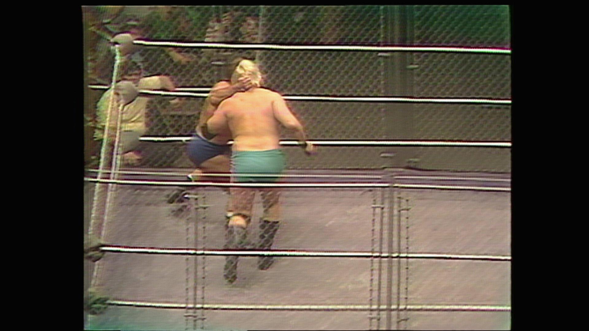 Bruno Adrian Adonis Vs Hulk Hogan